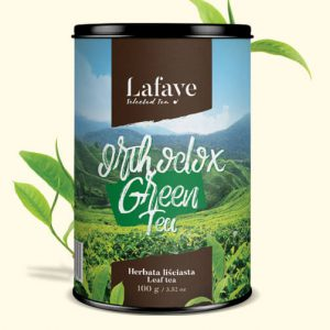 herbata zielona Lafaye