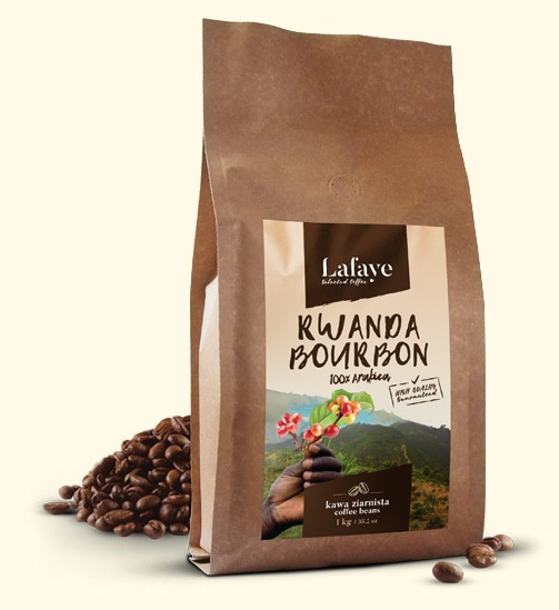 Rwanda bourbon