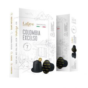Kapsułki Colombia Lafaye