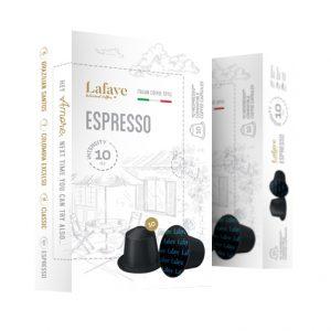 Kapsułki Espresso Lafaye