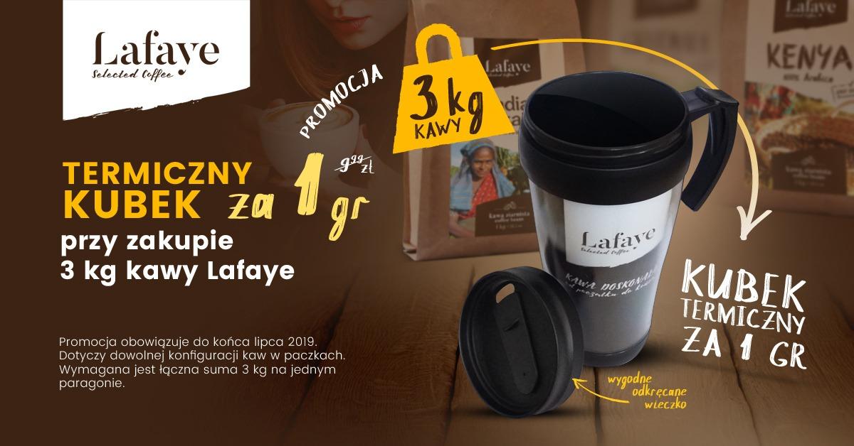 kubek termiczny Lafaye
