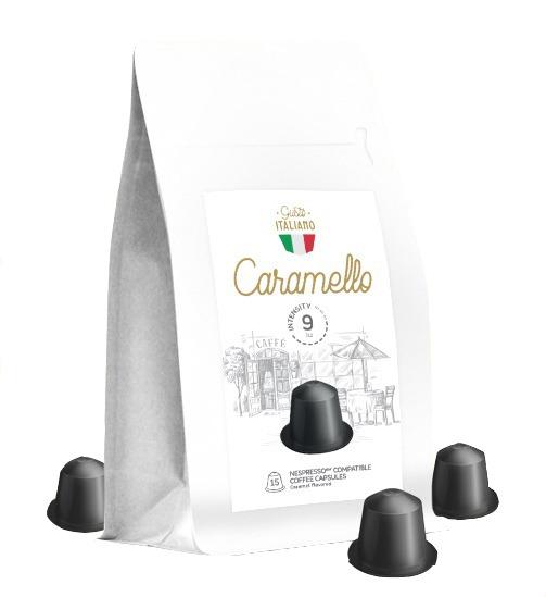 Kapsułki Caramello Lafaye