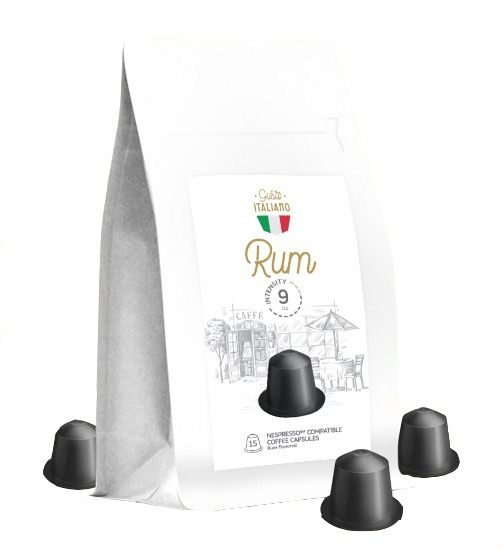 Kapsułki Rum Lafaye