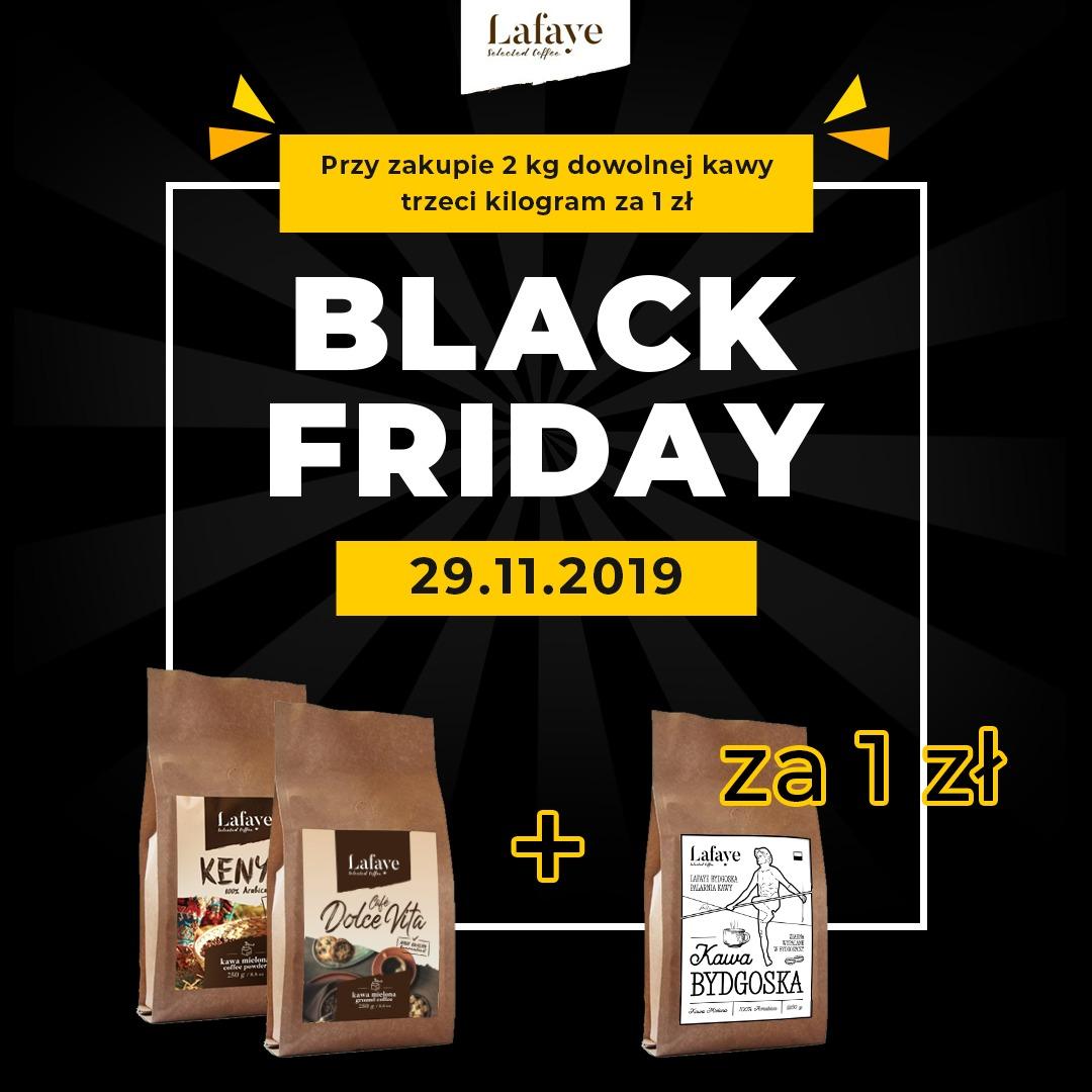 Black Friday - Świeżo Palona Kawa